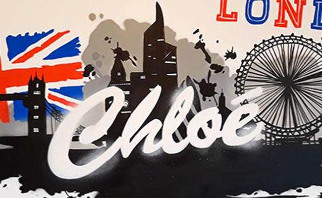 Chambre London – Chloé
