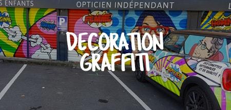 Pozek Graffiti Décoration Graffiti Et événementiel Artistique à