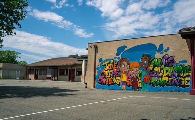 Atelier graff – United School
