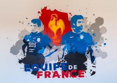 Vive l'équipe de France