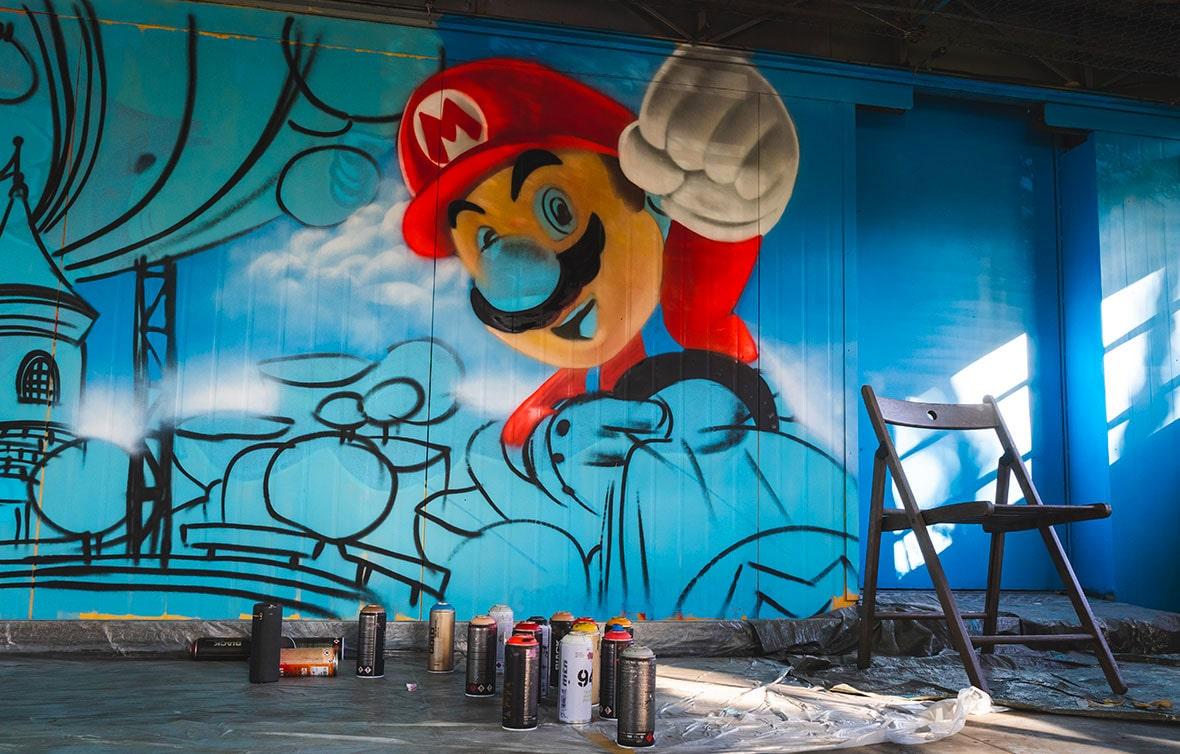 mario-graffiti-toulouse