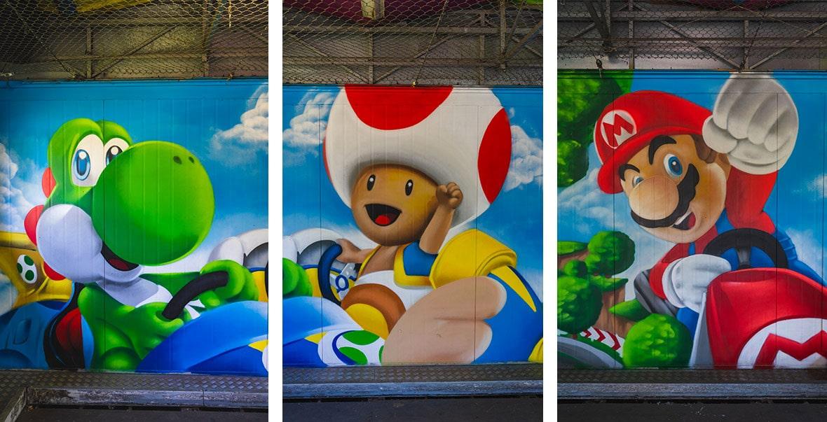 personnages-mario-kart-graffiti