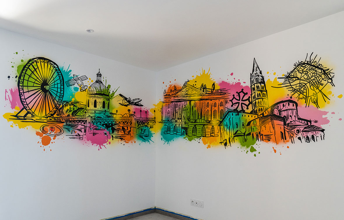 decoration-graff-appartement-toulouse