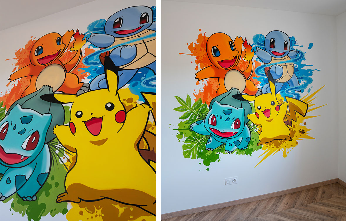 decoration-graffiti-pokemon